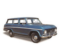 Chevrolet collection 1/43 Diecast - Chevrolet Veraneio S/Luxe 1971 - CHE004