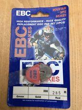 EBC Red Brake Pads For Diatech/Nifon Mechanical Brakes CFA285 Mountain Bike NOS