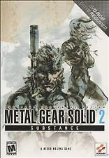 Metal Gear Solid 2: Substance (PC, 2003) - European Version