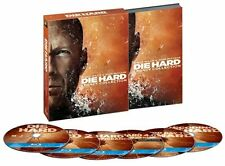 Die Hard Legacy Collection Blu-ray Disc 2013 Brand New Sealed
