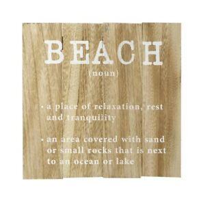 Heaven Sends Beach Sign / Plaque, decoration