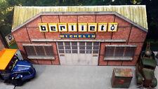 Garage Berliet 1/43°