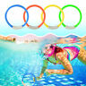 Summer Swimming Pool Diving rings Children's Water Toys Bathing Donuts Newly