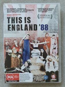 This is England '88 (DVD, tv series, 2012)[+This is England '86 no case/artwork]