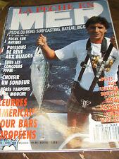 La pêche en mer N°57 Bijagos Choisir un sondeur Bébés tarpons à la mouche Bar