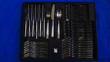 WMF Flame 1261009342 Besteck-Set 60-teilig für 12 Personen Cromargan protect >