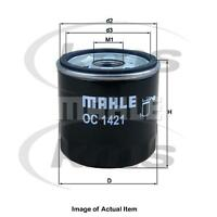 New Genuine MAHLE Engine Oil Filter OC 1421 Top German Quality