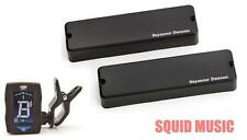 Seymour Duncan ASB-6s Active Soapbar 6 String Bass Phase I Set ( FREE TUNER )
