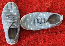 Chaussure basket bleue enfant Inextenso - taille 24