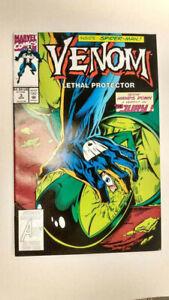 VENOM: LETHAL PROTECTOR Vol 1 #3  1st Printing              / 1993 Marvel Comics