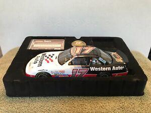Darrell Waltrip 1989 -1994 #17 Western Auto Lumina NASCAR 1 of 1,200 1:24