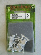 LORD OF THE RINGS FELLOWSHIP OF THE RING URUKHAN BOWMEN D05-36 MINIATURES