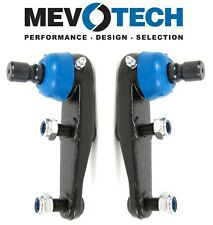 For Ford Mazda Mercury Toyota Pair Set of Front Lower Ball Joints Mevotech
