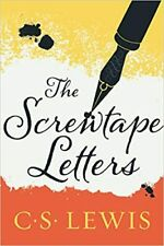 The Screwtape Letters by C. S. Lewis PAPERBACK 2015