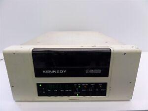 "Kennedy 9600 Digital Tape Transport 9-Track 1/2"" Drive"