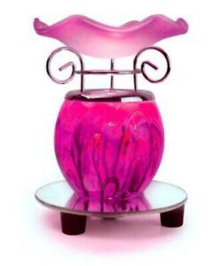 Aroma electric incense fragrance Lamp Oil burner diffuser wax tart scent warmer