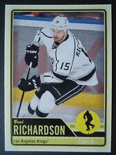 NHL 488 Brad Richardson Los Angeles Kings O-Pee-Chee 2012/13