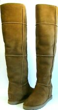 UGG CLASSIC FEMME OVER THE KNEE WOMEN BOOTS SUEDE CHESTNUT US 9 /UK 7 /EU 40