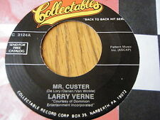 LARRY VERNE - MR CUSTER / CANNIBAL & THE HEADHUNTERS - LAND OF 1000 DANCES