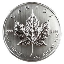 2013 $5 Silver Canadian Maple Leaf 1oz. (Brilliant Uncirculated)