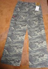 Hornee Jeans Dark Camo SA-M6 Motorcycle Jeans Size 40