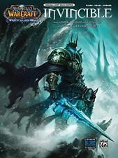Invincible ( from World of Warcraft, Wrath of the Lich King) PVG by Various | Sh