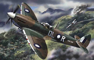ICM 1:48 Spitfire Mk.Viii, #ICM48067
