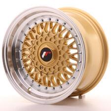Japan Racing JR9 Alloy Wheel 15x8 - 4x114.3 / 4x100 - ET15 - Gold