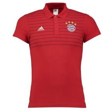 Camisetas de fútbol entrenamientos rojos adidas