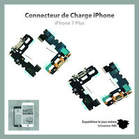 NAPPE DOCK CONNECTEUR DE CHARGE LIGHTNING + MICRO + ANTENNE GSM - IPHONE 7Plus