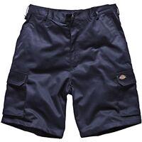 Dickies Mens Shorts, Navy Blue, 36 DE 52