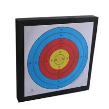 Schaumstoffziel Zielscheibe Schaumstoff EVA Bogensport 50x50x5cm Sportschützen