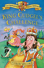 King Cudgel's Challenge: Crunchbone Castle Chronicles, Good Condition Book, Wall