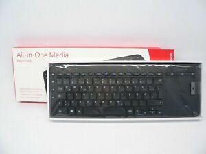Microsoft All in One Media Keyboard - Tastatur - QWERTZ, USB