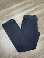 L'Wren Scott Size 27 Jeans black size 28 made in Italy