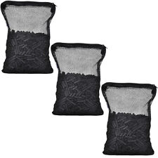 3 lbs Activated Carbon in 3 Media Bags for aquarium fish pond canister filter
