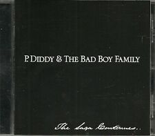 CD ALBUM 25 TITRES--P DIDDY & THE BAD BOY FAMILY--THE SAGA CONTINUES...--2001