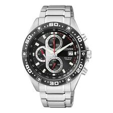 Citizen Dress Analog Mens Eco-drive Titanium Watch Ca0030-52e