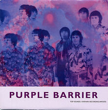 """PURPLE BARRIER Shapes And Sounds vinyl 7"""" psych freakbeat Dawn Breaks Through"""