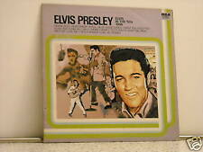 # E. Presley Elvis in the '50s Made in ITALY on RCA Cover for Ita Market RARE LP