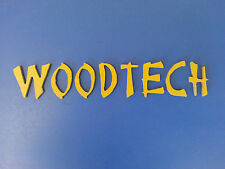 "WODDEN MDF LETTERS & NUMBERS 8 SIZES "" CHINESE TAKEAWAY"" MAKE YOUR OWN WORDS"