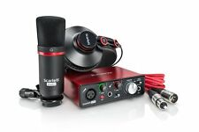 Focusrite Scarlett Solo 2nd Generation Studio Pack