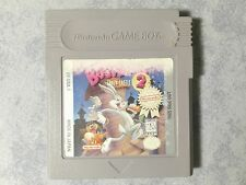 THE BUGS BUNNY CRAZY CASTLE 2 NINTENDO GAME BOY GB, COLOR GBC, ADVANCE GBA LOOSE
