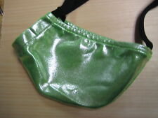 """Mens Posing Strap ONE SIZE FITS MOST """"metal flake green"""""""