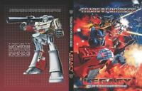 Transformers Legacy The Art of Transformers Packaging 9781684055715 | Brand New