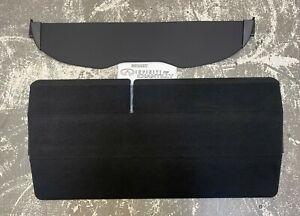 NEW OEM Infiniti FX37 FX50 QX70 Tonneau Cover BLACK/GRAY H4982-1CA0B H4982-1CA0A