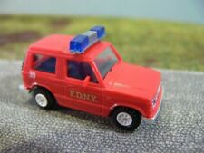 1/87 Rietze Mitsubishi Pajero FDNY 50184