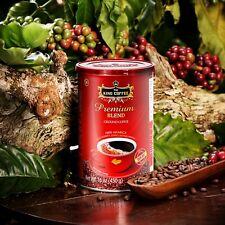 KING COFFEE PREMIUM BLEND ground coffee 450g - 100% ARABICA | Mild Acidity