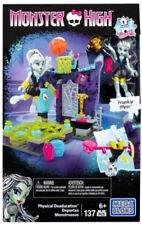 Monster High Frankie Stein Kids Girls Doll Mini Figure Cartoon Building Gift