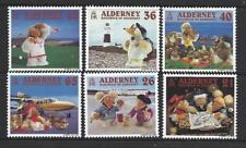 ALDERNEY 2000 WOMBLING HOLIDAY - THE WOMBLES UNMOUNTED MINT, MNH